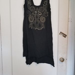 Free People Dresses - Free people sequin tunic